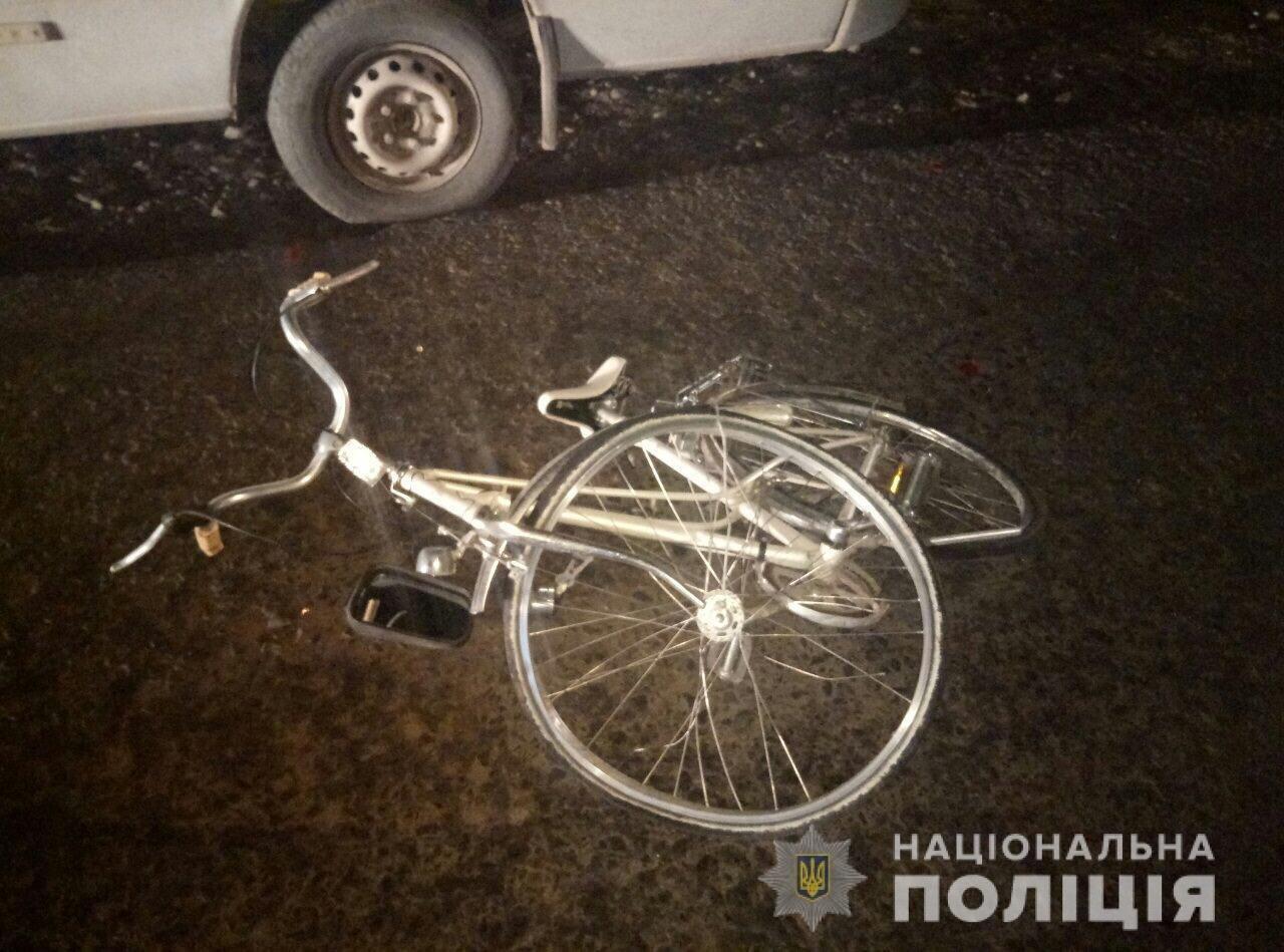 У двох ДТП на Тячівщині важкі травми отримали 73-річний велосипедист та 48-річний пішохід , фото-3