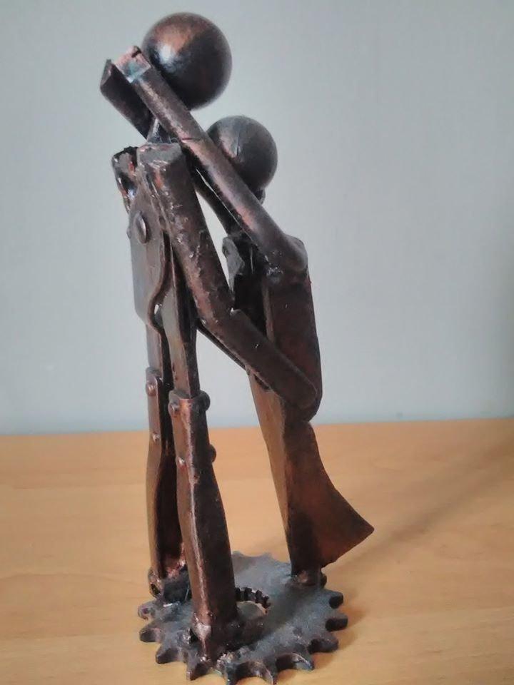 Ужгородець створює неймовірні скульптури з непотрібних автозапчастин (ФОТО), фото-8