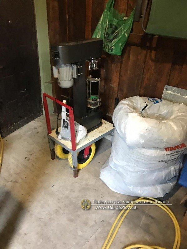 В Ужгороді викрили склад, де розливали сурогатний алкоголь - прокуратура (ФОТО), фото-1