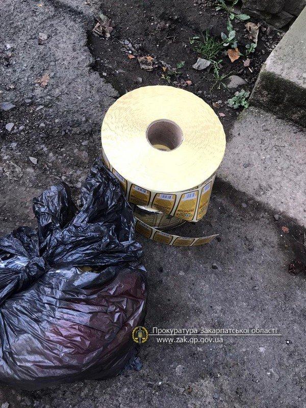 В Ужгороді викрили склад, де розливали сурогатний алкоголь - прокуратура (ФОТО), фото-5
