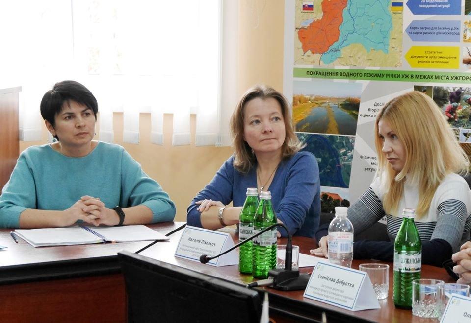 В Ужгороді вирішували, як попередити природні катастрофи у басейні ріки Уж (ФОТО), фото-4