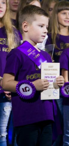 Юного ужгородця відзначили на Всеукраїнському модельному конкурсі (ФОТО), фото-4