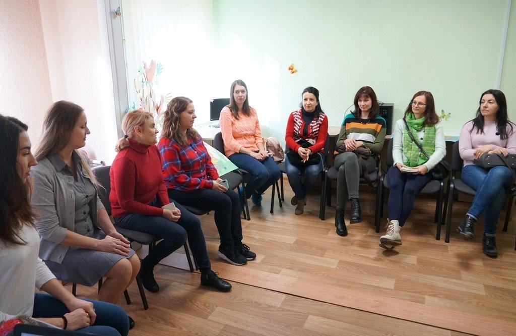"""В Ужгороді відкрили """"Школу вихідного дня"""" для батьків дітей з особливими освітніми потребами (ФОТО), фото-1"""