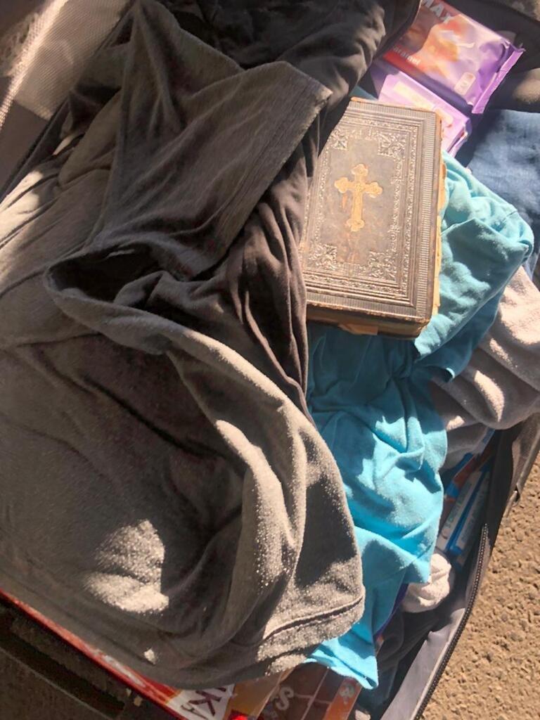 В українця на кордоні Закарпаття вилучили 130-річну старовинну книгу (ФОТО), фото-3