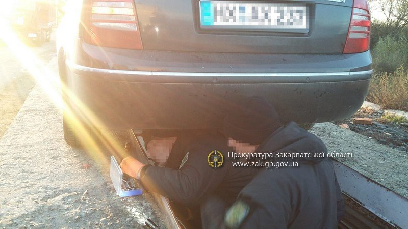 Іноземець віз контрабандою через Закарпаття до ЄС 2,7 кг канабісу (ФОТО), фото-1