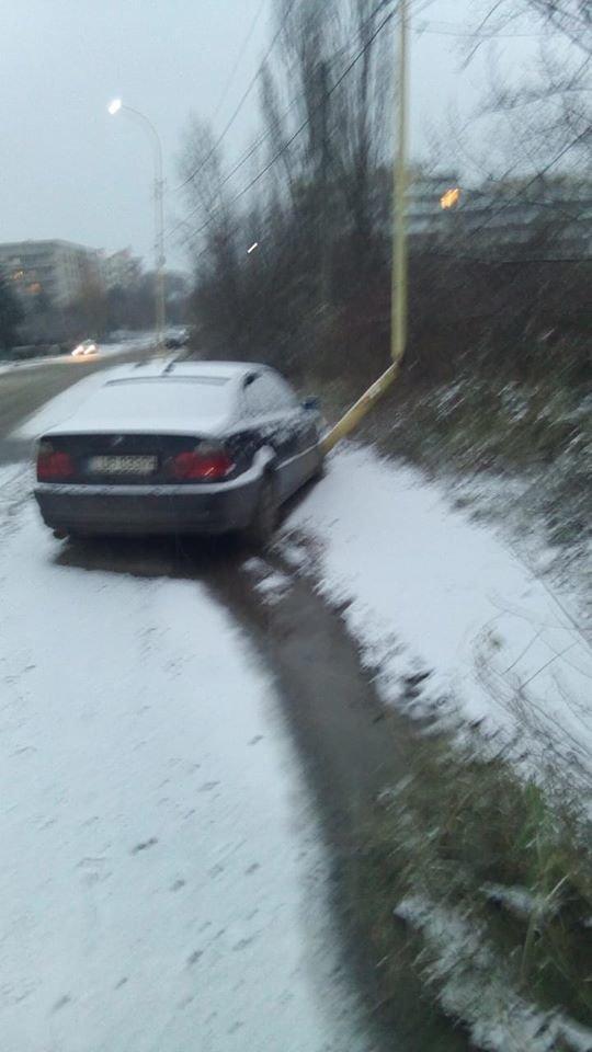 Перший сніг - перші жертви: на Закарпатті через погіршення погодніх умов аварія за аварією (ФОТО, ВІДЕО), фото-2