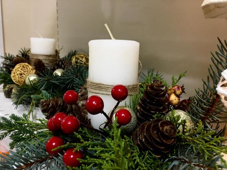 Ужгородські лісівники виготовили новорічні аксесуари, які планують продавати (ФОТО), фото-2