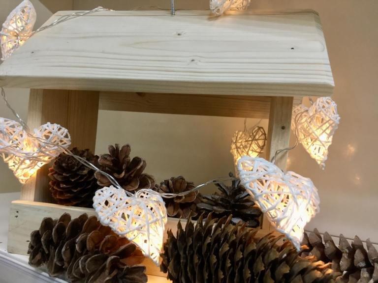Ужгородські лісівники виготовили новорічні аксесуари, які планують продавати (ФОТО), фото-3