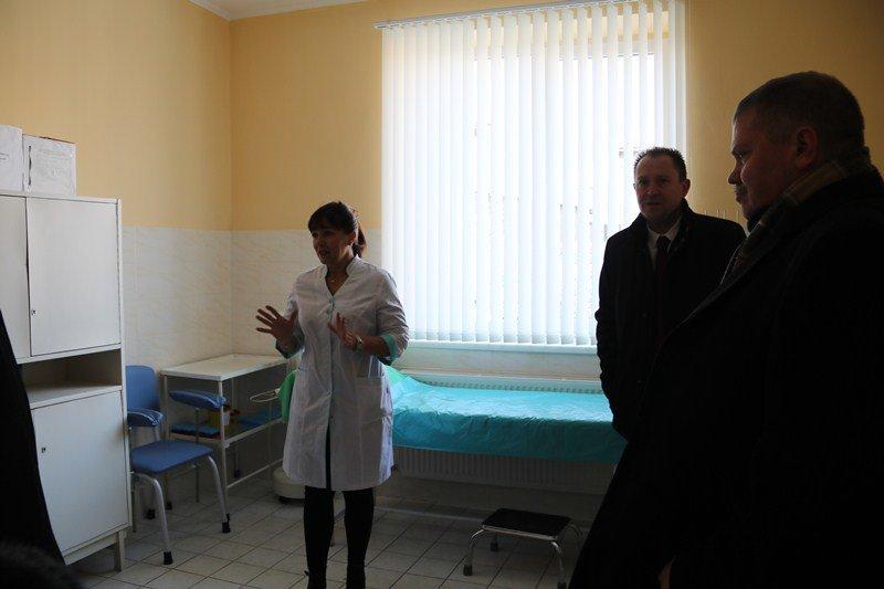 Угорщина дала кошти на модернізацію амбулаторії на Закарпатті , фото-1