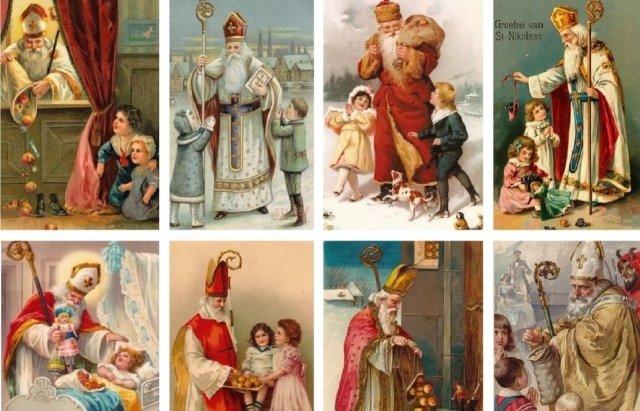 6 грудня католики відзначають День святого Миколая, який дарує подарунки напередодні, фото-1
