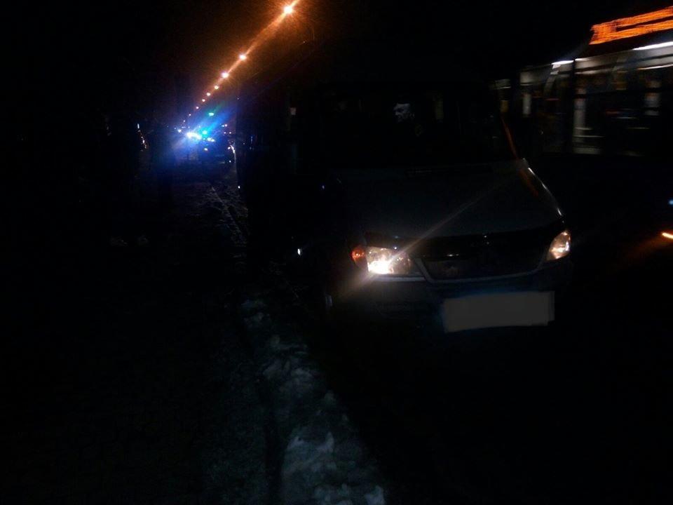 Автопригода в Ужгороді: у постраждалого численні травми (ФОТО), фото-1
