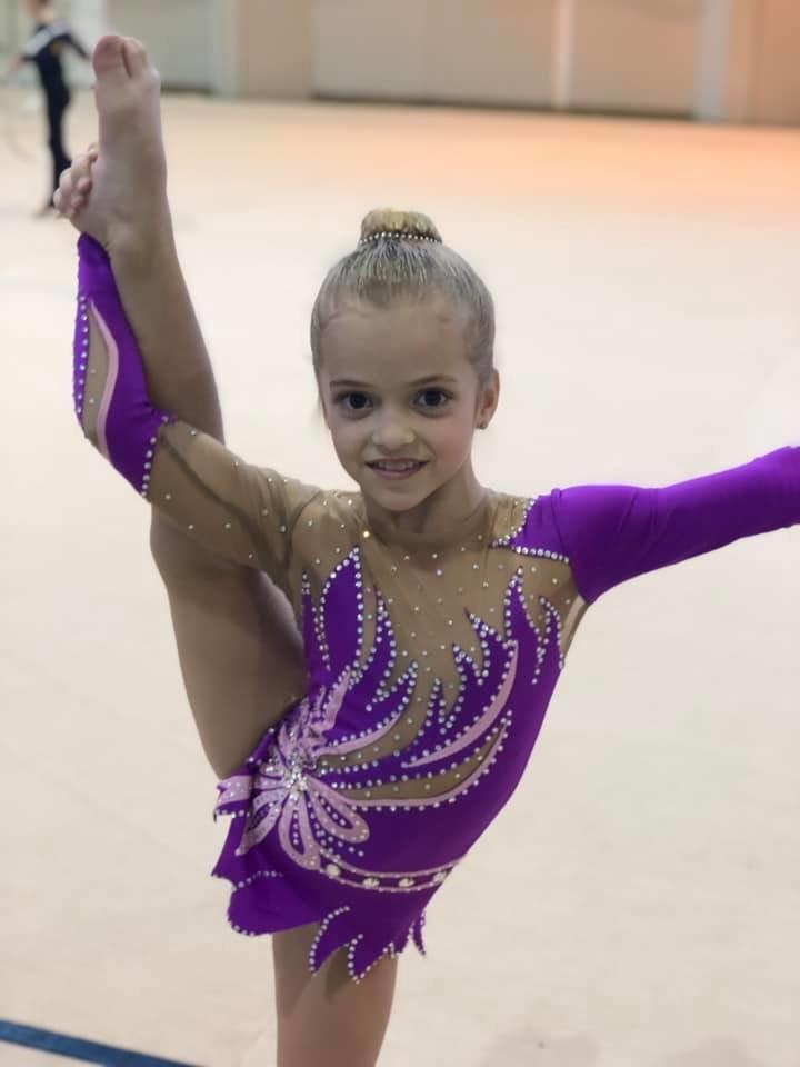 Юні спортсменки з Ужгорода привезли нагороди із міжнародних змагань з гімнастики (ФОТО), фото-2