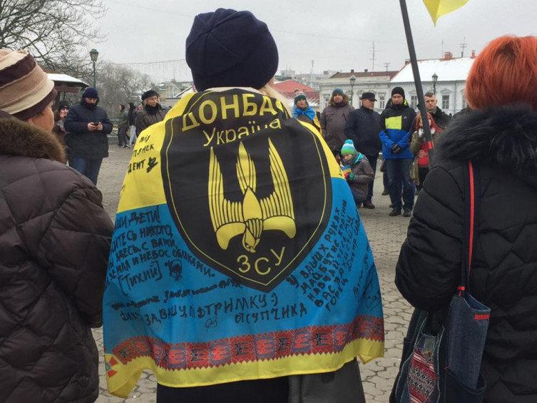 """В Ужгороді відбулось всеукраїнське віче """"Червоні лінії для Зеленського"""" (ВІДЕО), фото-5"""