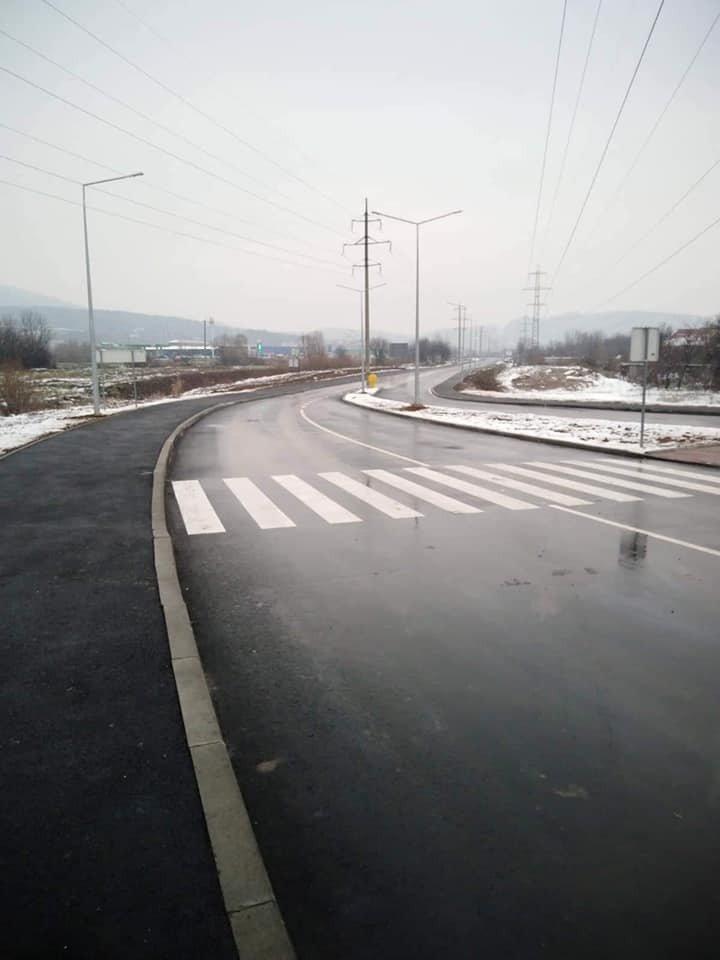 У тестовому режимі запрацювала нова дорожня розв'язка у Мукачеві (ФОТО), фото-4