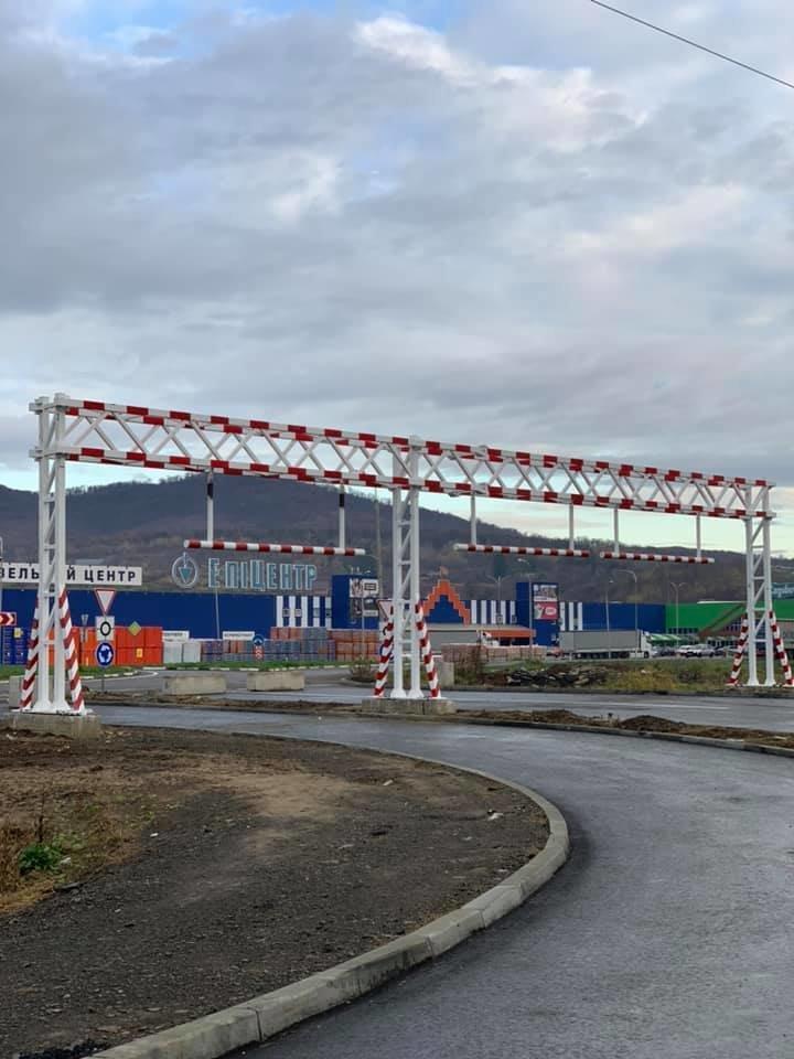 У тестовому режимі запрацювала нова дорожня розв'язка у Мукачеві (ФОТО), фото-2