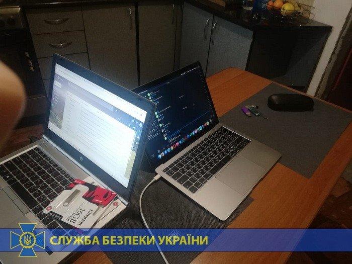 """У сусідній із Закарпаттям області СБУ викрили хакерів, які """"зливали"""" росіянам закриту інформацію (ФОТО), фото-2"""