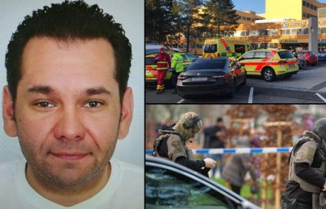 Загинуло 6 людей: У Чехії в лікарні чоловік влаштував стрілянину та згодом застрелився сам (ФОТО), фото-1