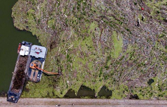 Людям має бути соромно: сусіди Закарпаття зібрали з Тиси 10 тис тонн сміття (ФОТО), фото-3