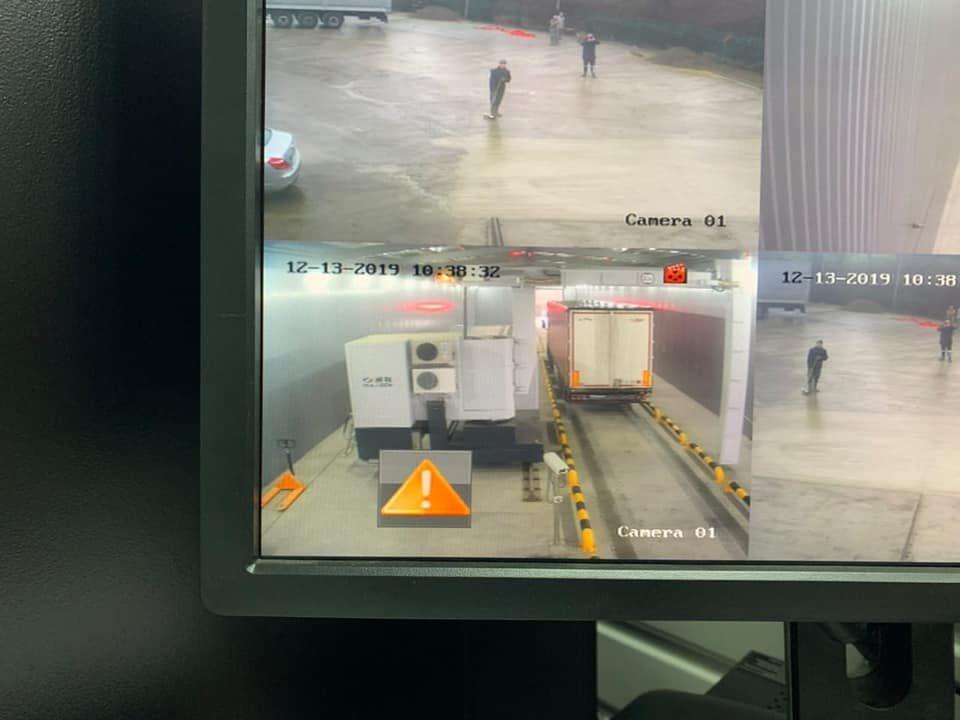 Закарпатські митники перевірятимуть вантажівки без розвантаження: запрацював новий сканер (ФОТО), фото-3