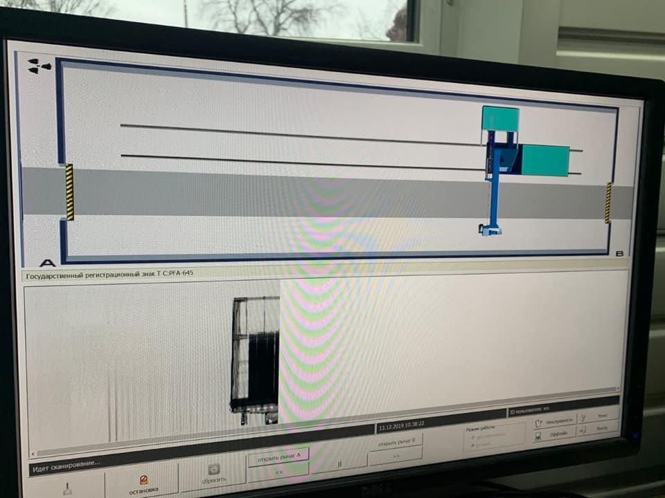 Закарпатські митники перевірятимуть вантажівки без розвантаження: запрацював новий сканер (ФОТО), фото-4