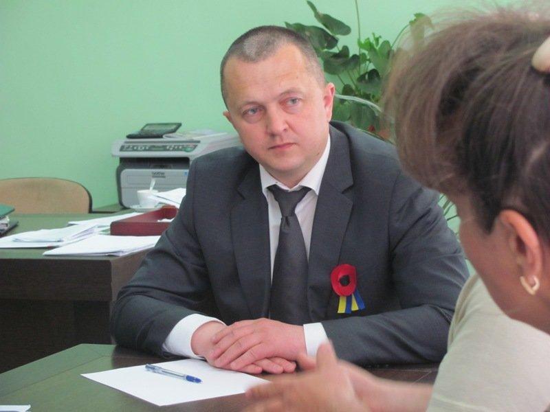 Зеленський назначив головою Рахівської РДА Віктора Медвідя, фото-1