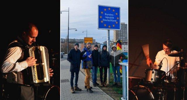 Закарпатський гурт «Чаламада» запалював  Польщу та Німеччину (ФОТО, ВІДЕО), фото-1