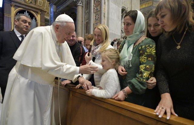 Закарпатські паломники зустрілися із Папою Римським (ВІДЕО), фото-9
