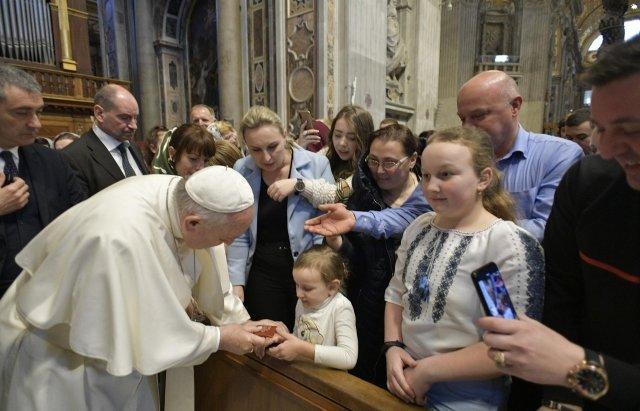 Закарпатські паломники зустрілися із Папою Римським (ВІДЕО), фото-3