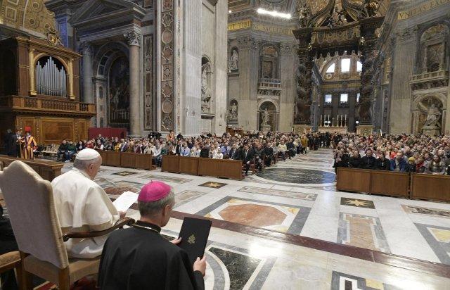 Закарпатські паломники зустрілися із Папою Римським (ВІДЕО), фото-4
