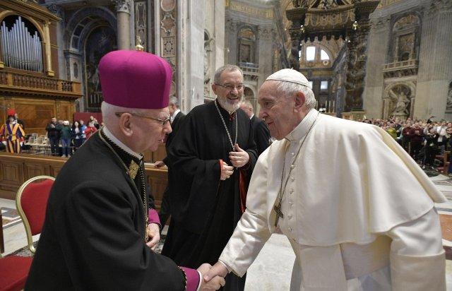 Закарпатські паломники зустрілися із Папою Римським (ВІДЕО), фото-5