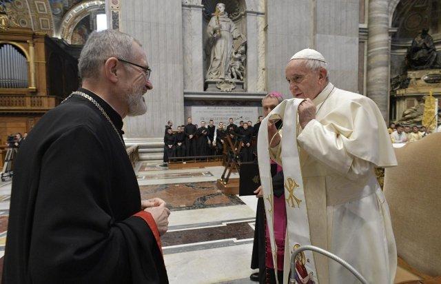Закарпатські паломники зустрілися із Папою Римським (ВІДЕО), фото-7