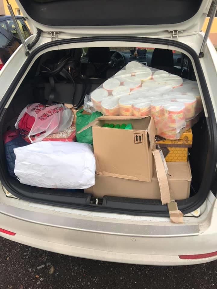В Ужгороді невідомі викрали з авто речі, закуплені для дитячого будинку (ФОТО), фото-14
