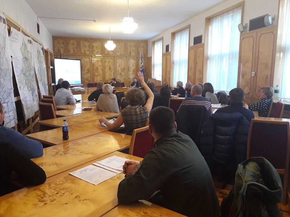 """Громадськість проти земельного """"дерибану"""": обговорили проект нового генплану Ужгорода (ФОТО), фото-3"""
