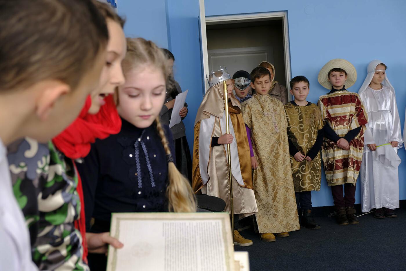 Дітки привітали Закарпатських рятувальників з Днем святого Миколая (ФОТО), фото-2