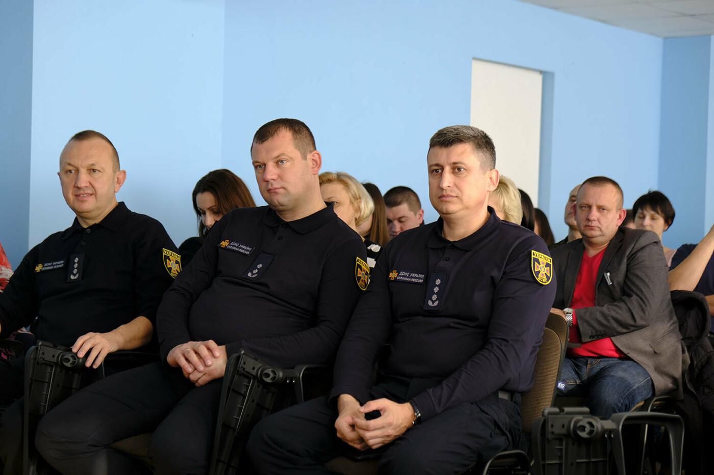Дітки привітали Закарпатських рятувальників з Днем святого Миколая (ФОТО), фото-1