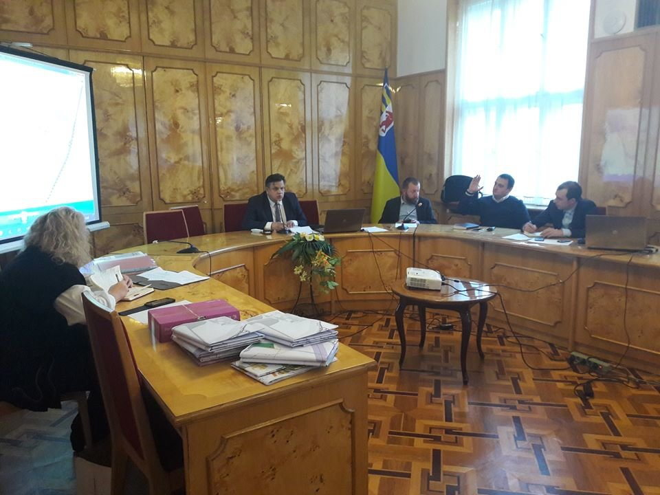 """Громадськість проти земельного """"дерибану"""": обговорили проект нового генплану Ужгорода (ФОТО), фото-2"""