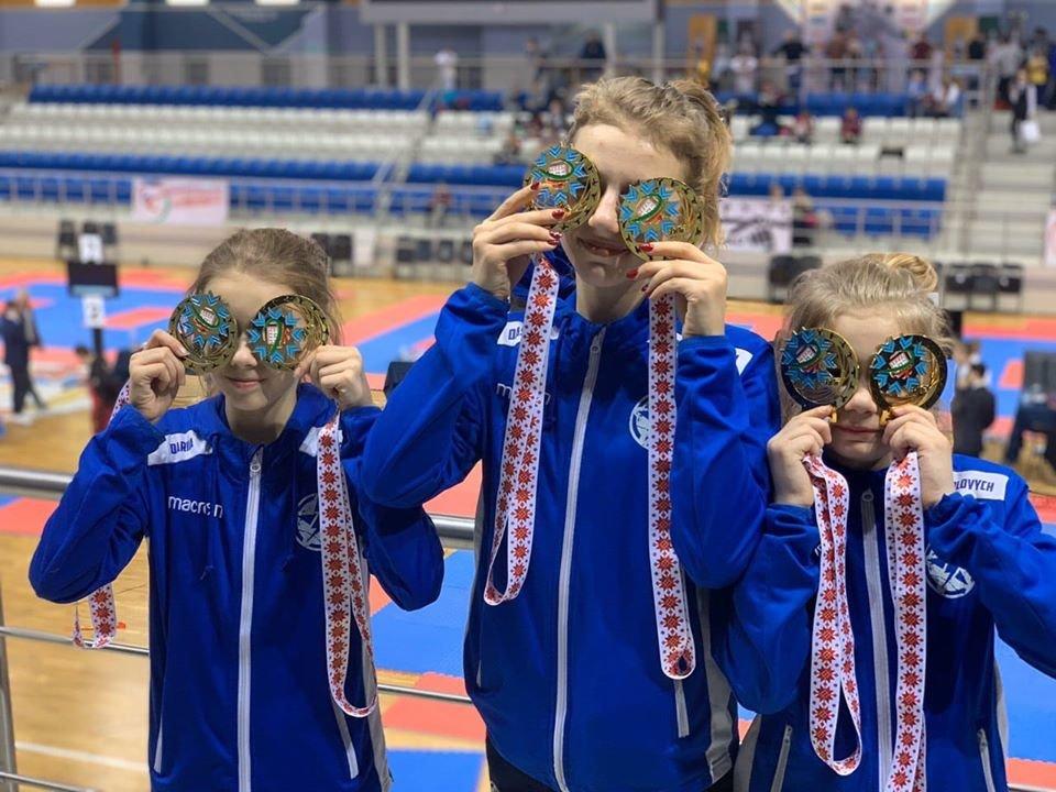 Юні ужгородські таеквондисти привезли 7 призових нагород з Мінську (ФОТО), фото-2