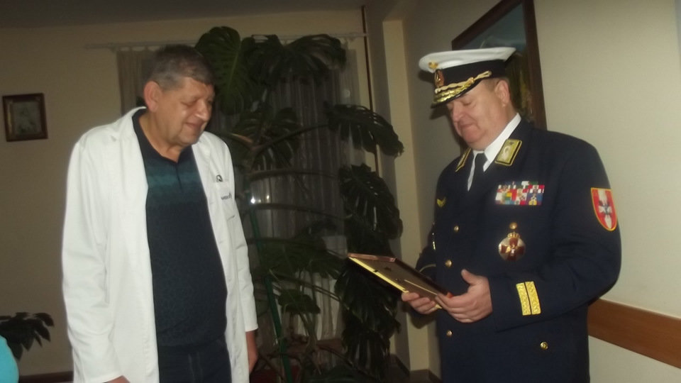 Відомий закарпатський кардіолог отримав високу нагороду від Служби порятунку Австрії (ФОТО), фото-2