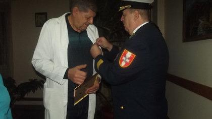 Відомий закарпатський кардіолог отримав високу нагороду від Служби порятунку Австрії (ФОТО), фото-1