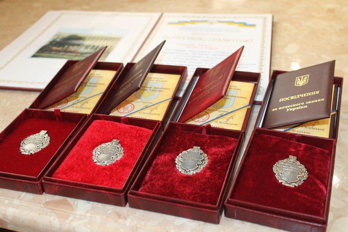 Від імені Президента: Голова Закарпатської ОДА вручив декільком закарпатцям почесні відзнаки, фото-2