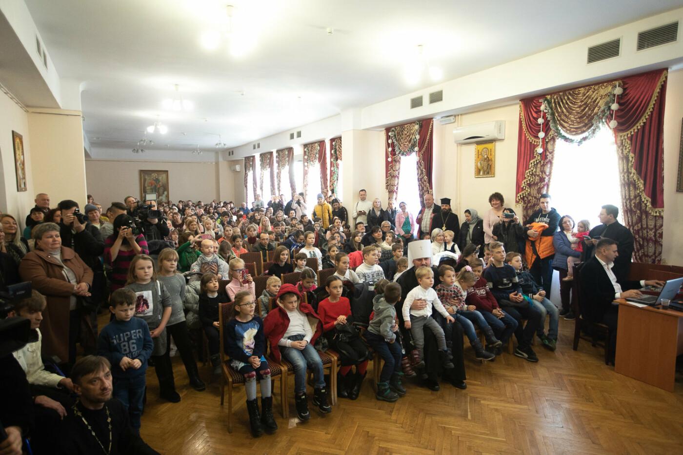 Святий Миколай мандрує Україною разом з «АТБ» та виконує побажання малечі, фото-7