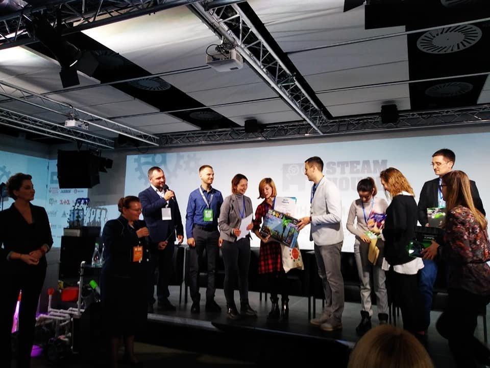 """SmartCity: юна закарпатка зайняла 1 місце на змаганнях з моделювання """"розумних"""" пристроїв (ФОТО), фото-4"""