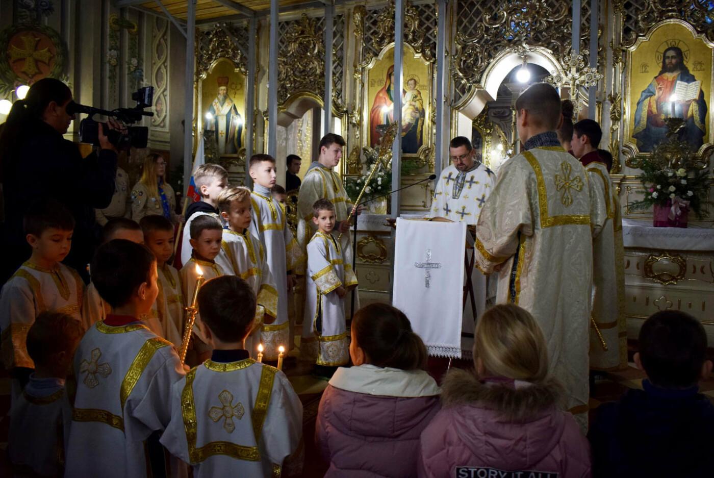 До Ужгорода привезли Вифлеємський вогонь миру (ФОТО), фото-19