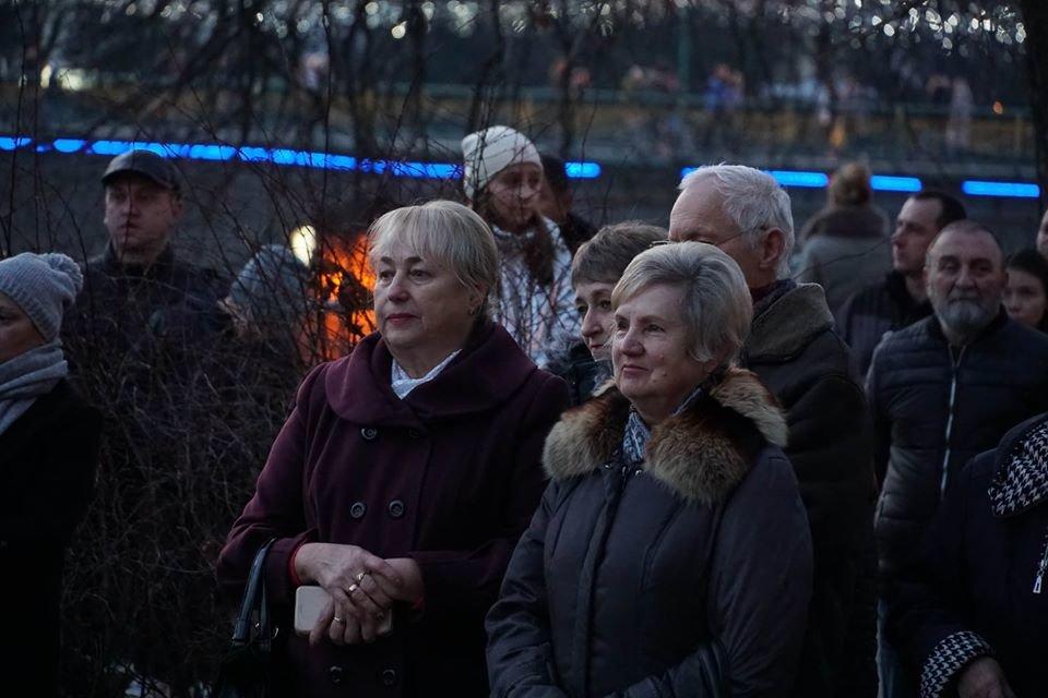 """Як в Ужгороді відзначали єврейське свято """"Хануку"""" (ФОТО), фото-5"""