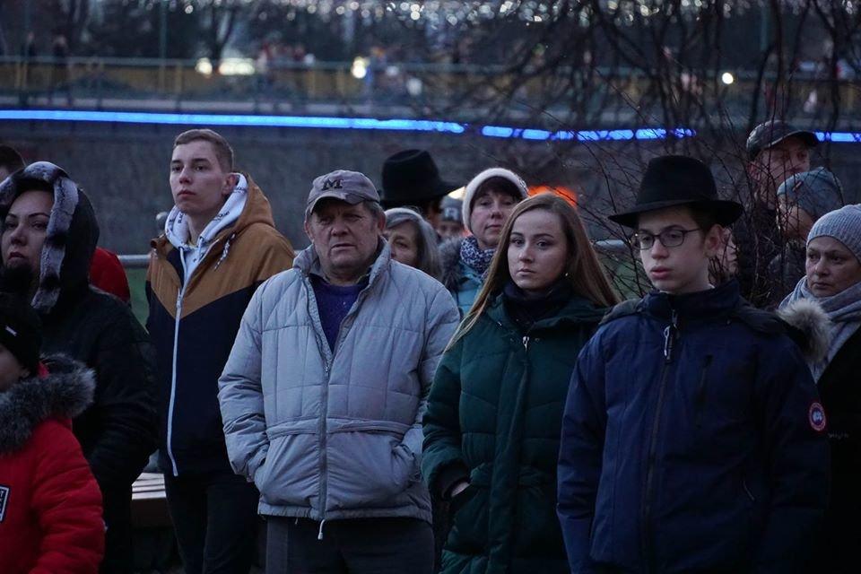 """Як в Ужгороді відзначали єврейське свято """"Хануку"""" (ФОТО), фото-6"""