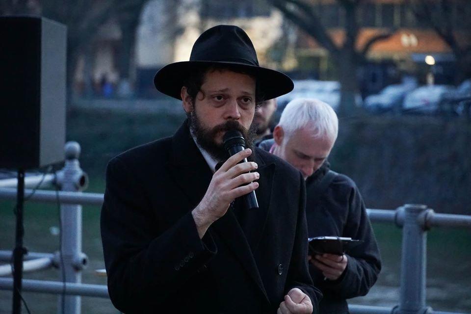 """Як в Ужгороді відзначали єврейське свято """"Хануку"""" (ФОТО), фото-3"""