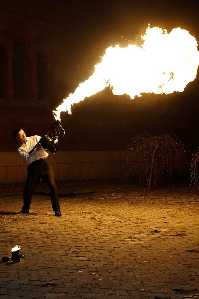 """Як в Ужгороді відзначали єврейське свято """"Хануку"""" (ФОТО), фото-11"""
