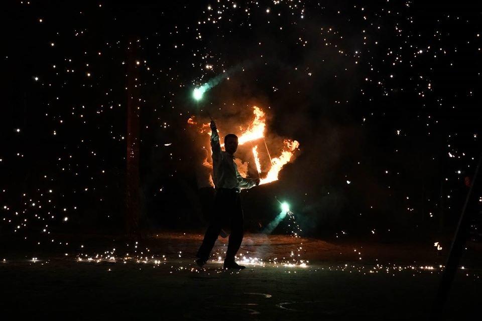 """Як в Ужгороді відзначали єврейське свято """"Хануку"""" (ФОТО), фото-12"""