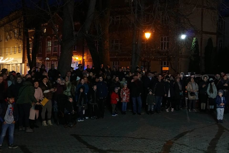 """Як в Ужгороді відзначали єврейське свято """"Хануку"""" (ФОТО), фото-13"""