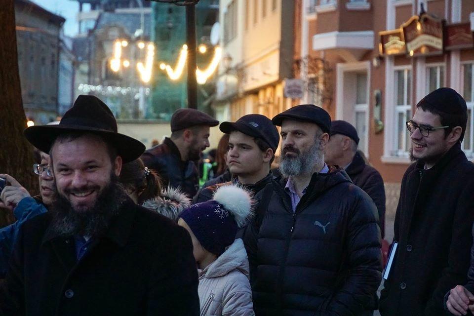 """Як в Ужгороді відзначали єврейське свято """"Хануку"""" (ФОТО), фото-7"""
